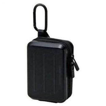 エレコム デジタルカメラケース グラフギア ブラック DGB-053BK 代引不可
