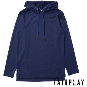 【FAIRPLAY BRAND/フェアプレイブランド】ABE パーカー / NAVY