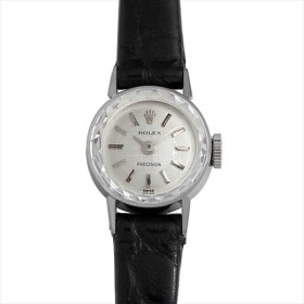 8182bdea3e 48回払いまで無金利 ロレックス プレシジョン 30番 2604 アンティーク レディース 腕時計