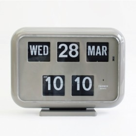 TWEMCO トゥエンコ|デジタルカレンダークロック QD-35