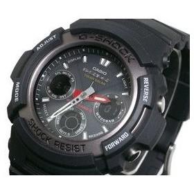 カシオ Gショック 電波 ソーラー 腕時計 マルチバンド5 AWG101-1A