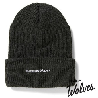 【RAISED BY WOLVES/レイズドバイウルブス】RANGER WATCH CAP / OLIVE ニット帽