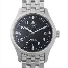 48回払いまで無金利 IWC マーク15 マークXV IW325307(3253-07) 中古 メンズ 腕時計