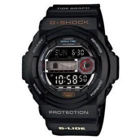 カシオ CASIO Gショック G-SHOCK Gライド G-LIDE 腕時計 GLX150-1 ブラック
