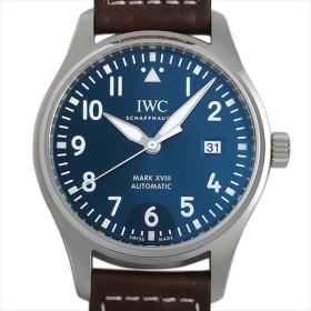 48回払いまで無金利 IWC パイロットウォッチ マーク18 プティプランス IW327004 新品 メンズ 腕時計