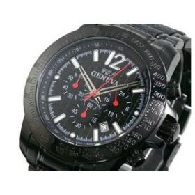 GENEVA ジェネバ 腕時計 クロノグラフ GQ-068