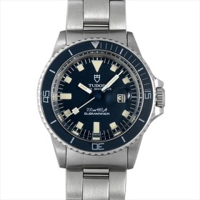 48回払いまで無金利 チューダー サブマリーナ デイト 94400 スクエアインデックス 中古 メンズ 腕時計