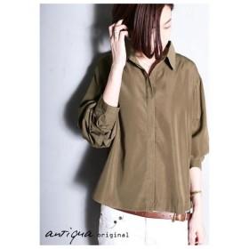 トップス シャツ スタンダード オリジナルワイドシャツ・再販。「G」##メール便不可