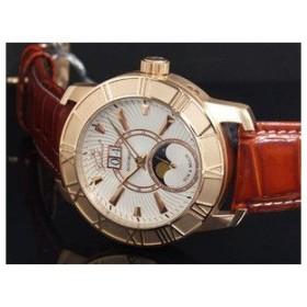 GALLUCCI ガルーチ 腕時計 ビッグデイト WT23383AU-RGWH