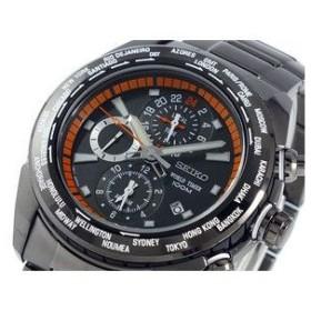 セイコー SEIKO 腕時計 ワールドタイム アラーム SPL037P1