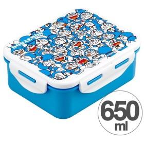 お弁当箱 ドラえもん No.2 1段 ランチボックス 650ml 電子レンジ対応 ( 弁当箱 食洗機対応 子供用お弁当箱 )