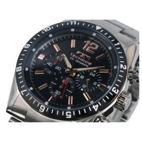 テクノス TECHNOS 腕時計 クロノグラフ メンズ T1019TH