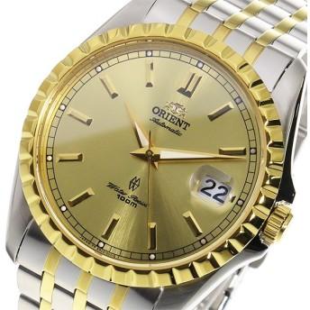 オリエント ORIENT 自動巻き メンズ 腕時計 SER20001G0 ゴールド