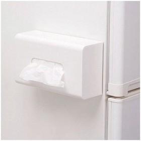 ティッシュホルダー マグネットボックスティッシュホルダー Mag-On 磁石 ( ティッシュペーパー 収納 キッチン収納 )