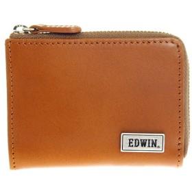 エドウィン EDWIN コインケース  メンズ 0510446-BN ブラウン