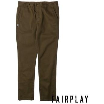 【FAIRPLAY BRAND/フェアプレイブランド】CLINT パンツ/ OLIVE