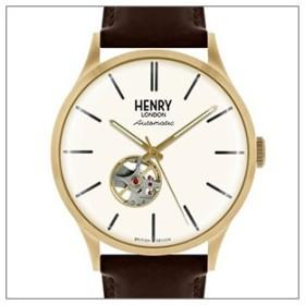 HENRY LONDON ヘンリーロンドン 腕時計 HL42-AS-0280 ユニセックス HERITAGE ヘリテージ 自動巻き