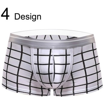 男性用ショーツ パンツ ボクサーパンツ 下着 アンダーウェア 男性 メンズ ウエストゴム シンプル ショート ワンサイズ小さめ 男 伸縮性 通気性 お