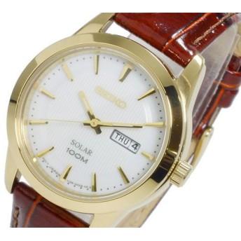 セイコー SEIKO ソーラー SOLAR  レディース 腕時計 SUT164P2