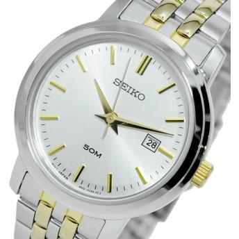セイコー SEIKO クオーツ レディース 腕時計 SUR825P1 シルバー