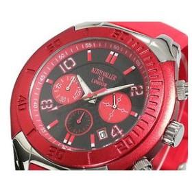 キースバリー メンズ クロノグラフ 腕時計 K0942-RD
