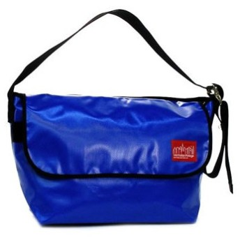 マンハッタンポーテージ manhattan portage ショルダーバッグ 1607v-vl vinyl vintage messenger bag navy