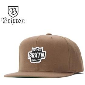 ブリクストン キャップ 帽子 ダークカーキ BRIXTON メンズ