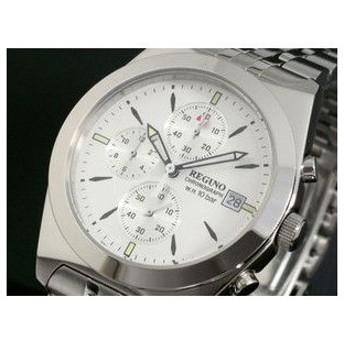 シチズン CITIZEN レグノ 腕時計 クロノグラフ RS25-0395A