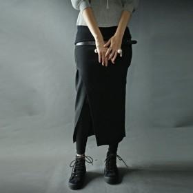 スリットで極める大人可愛さ。スリットタイトスカート##・再再販。メール便不可