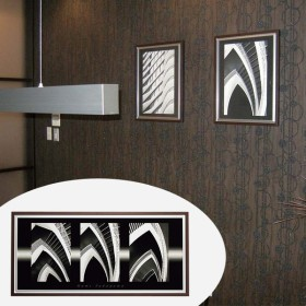 インテリアアート 高山マミ アーキテクチャー 05 ( アートパネル 壁掛け 壁飾り アート アートデコ ウォールアート 絵画 インテリア )