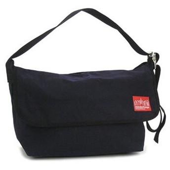 マンハッタンポーテージ manhattan portage ショルダーバッグ 1607v-wp nvy wax vintage messenger bag (lg)