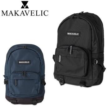 マキャベリック MAKAVELIC リュック 3107-10117 TRUCKS  リュックサック デイパック バックパック メンズ ラウンドファスナー [PO10]