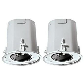 JBL Control 40CS/T(1ペア) 200mmのドライバーを採用した天井埋込用サブウーファー