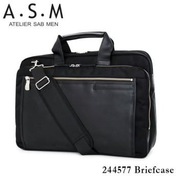 アトリエサブメン ATELIER SAB MEN ブリーフケース 244577 レジストII  2WAY ビジネスバッグ ショルダーバッグ メンズ [PO10]