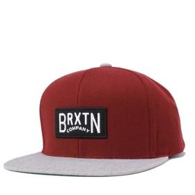 ブリクストン キャップ 帽子 BRIXTON グレー