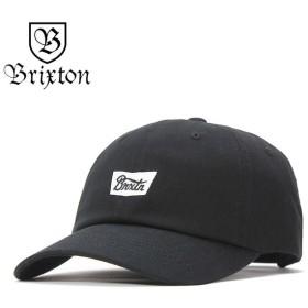 ブリクストン キャップ 帽子 ブラック/ホワイト BRIXTON メンズ