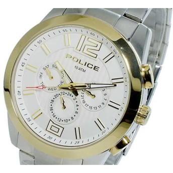 ポリス POLICE クオーツ メンズ 腕時計 PL13399JST-04M