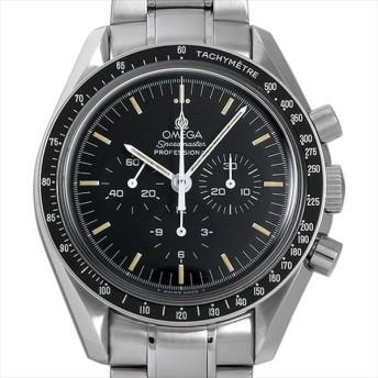 48回払いまで無金利 オメガ スピードマスター プロフェショナル 3572-50 中古 メンズ 腕時計