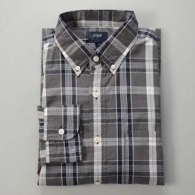 【FINAL SALE】J.CREW / ジェイクルー / ウォッシュドボタンダウンシャツ / パシフィックグレー×ホワイト