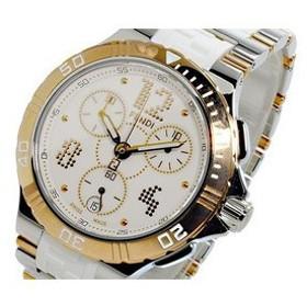 フェンディ fendi ハイスピード high speed クォーツ メンズ クロノグラフ 腕時計 f483340