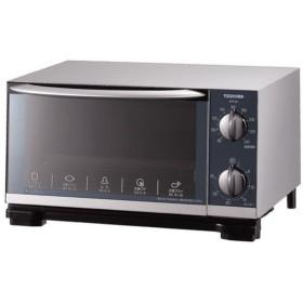 東芝 HTR-L6-S ハイパワー1200W×熱反射ミラーガラス オーブントースター【創業73年、新品不良交換対応】