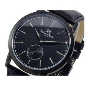 ドルチェ メディオ DOLCE MEDIO クオーツ メンズ 腕時計 DM13212-IPBK