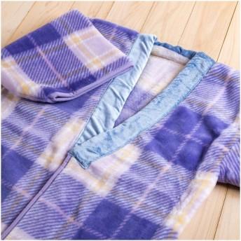 毛布・かいまき・日本製 アクリル100%夜着毛布 東京西川 西川産業 夜着毛布MD6090F 日本製