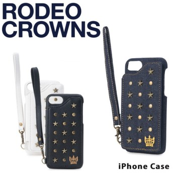ロデオ クラウンズ RODEO CROWNS iPhone8 iPhone7 iPhone6 ケース c06921603 アイフォン スマホケース スマートフォン カバー [PO5]