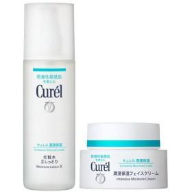 Curel(キュレル) 化粧水2(しっとり) 150mL+潤浸保湿フェイスクリーム 40g 花王