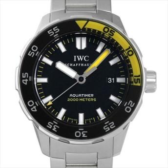 48回払いまで無金利 SALE IWC アクアタイマー オートマチック2000 IW356801 中古 メンズ 腕時計