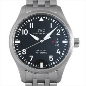 48回払いまで無金利 IWC マーク17 マークXVII IW326504 中古 メンズ 腕時計