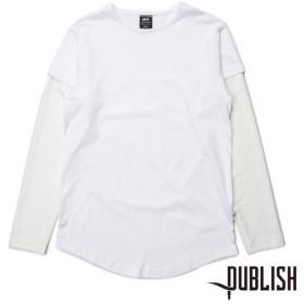 【Publish Brand/パブリッシュブランド】VITALE カットソー / WHITE