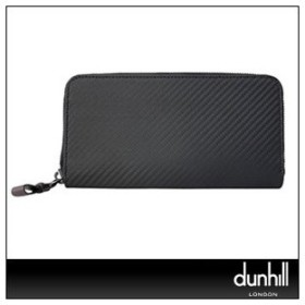 dunhill ダンヒル L2A218A ブラック 長財布(小銭入れ有) CHASSIS