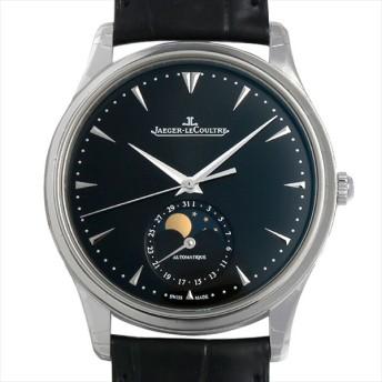48回払いまで無金利 ジャガールクルト マスターウルトラスリム ムーン39 Q1368470(176.8.64.S) 新品 メンズ 腕時計